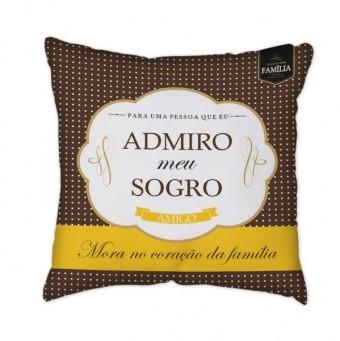 SOGRO ADMIRO ALMOFADA QUADRADA