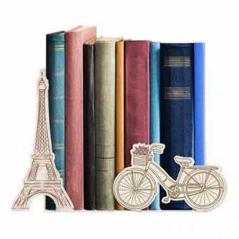BG01.1830.LIS SUPORTE DE ACO P/LIVROS PARIS