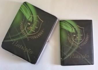 CAIXA/ALBUM 15X21 80F NUTRICAO 0112