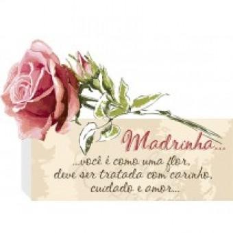 P12178 MADEIRINHA ROSA MADRINHA... 13X18,5X3