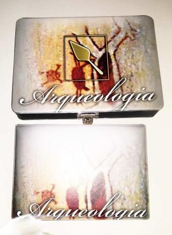 CAIXA/ALBUM 80 FT 15X21 FORMATURA ARQUIVOLOGIA
