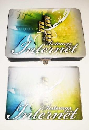 CAIXA/ALBUM 60 FT 15X21 FORMATURA SIST. INTERNET