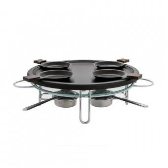 802002 RACLETTE-GRILL