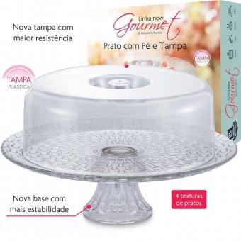 454101 PRATO C/ PE E TAMPA GOURMET