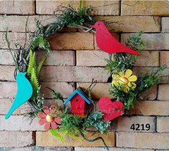 4219 Guirlanda passaros color